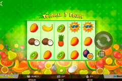 Tropical 7 Fruits